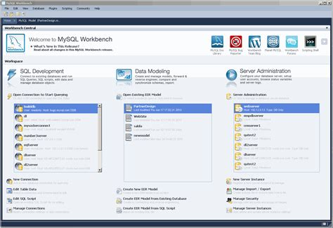 work bench mysql mysql workbench file extensions