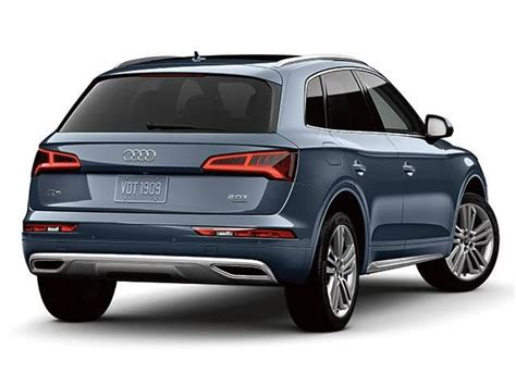 audi q5 year to year changes 2018 audi q5 vs 2017 audi q5 a remarkable redesign