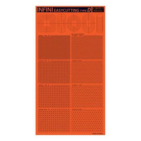 ease cutting mat type d