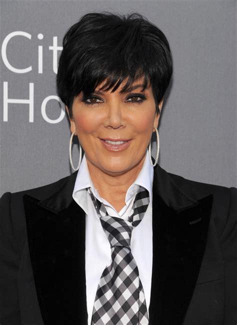 chris kardashian hair cut 2014 kris jenner in city of hope honors shelli and irving azoff