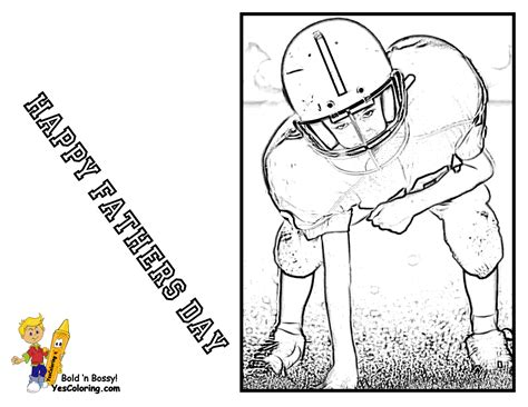 football card coloring page football card coloring pages