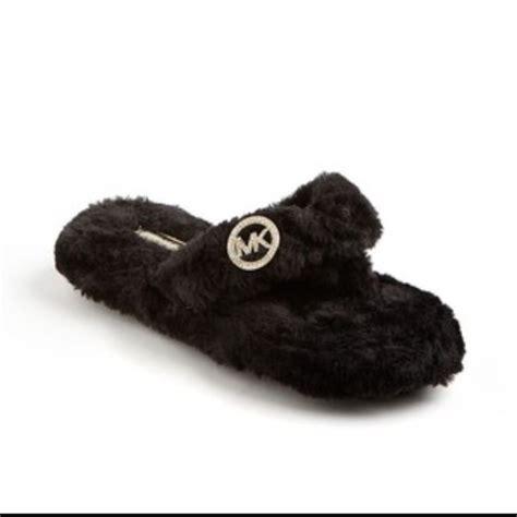 michael kors house slippers 62 off kors michael kors shoes michael kors house slippers from marquita s closet