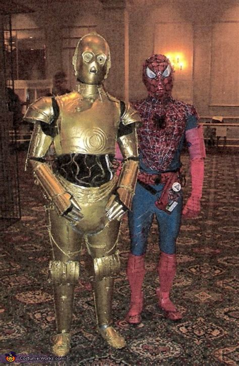 star wars  po costume photo