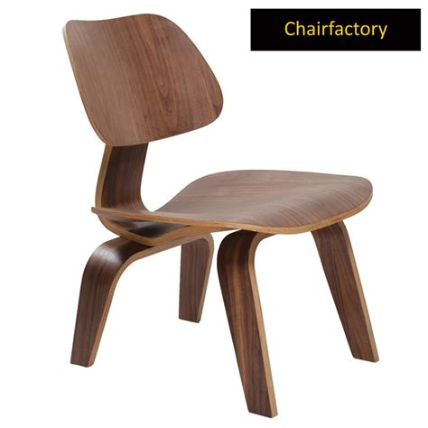Eames Wood Lounge Chair by Eames Lcw Stylish Wooden Lounge Chair