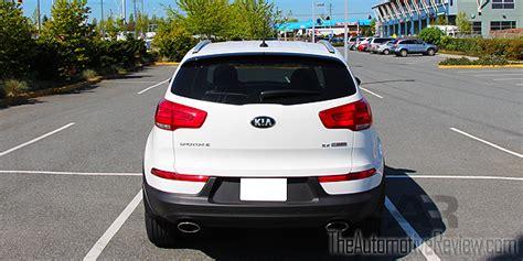2015 kia sportage sx review 2015 kia sportage sx review the automotive review