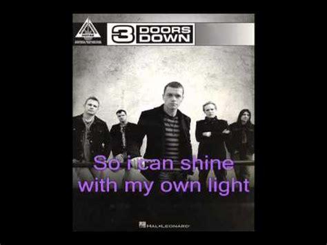 Let Me Be Myself 3 Doors by 3 Doors Let Me Be Myself Lyrics