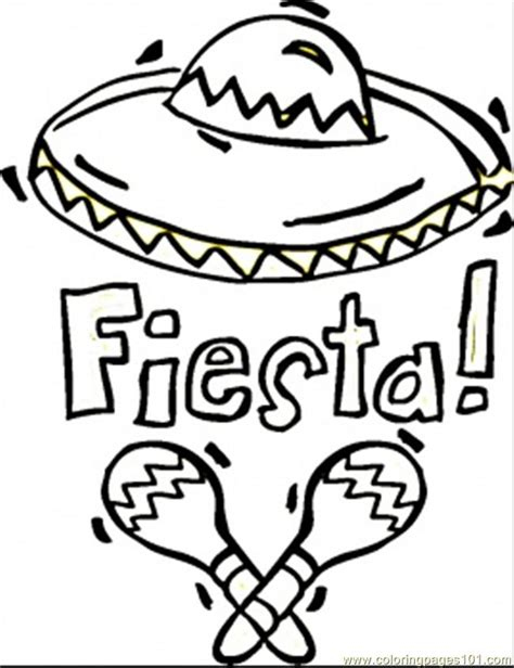 mexican coloring pages coloring page free mexico coloring pages