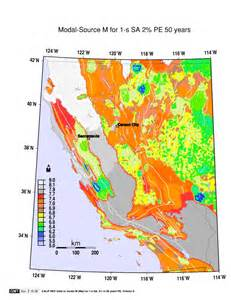 earthquake map california nevada