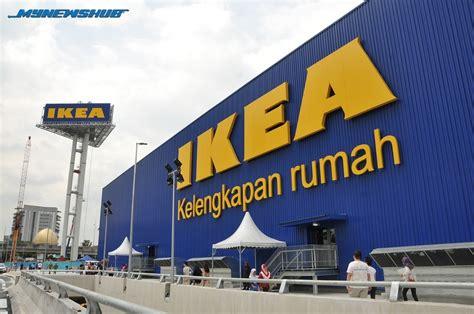 Makanan Ikea Cheras gambar suasana hari pertama ikea cheras meriah mynewshub
