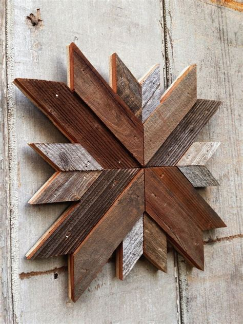 rustic star decorations for home rustic wood star home decor on the buff pinterest