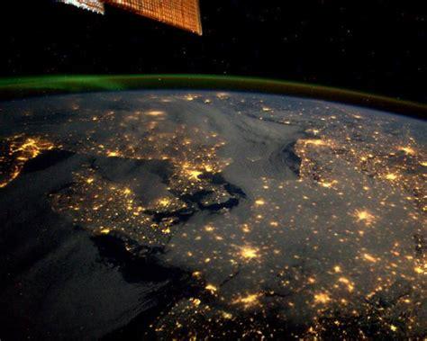 imagenes satelitales de la tierra de noche la tierra de noche vista desde el espacio pa 237 ses n 243 rdicos