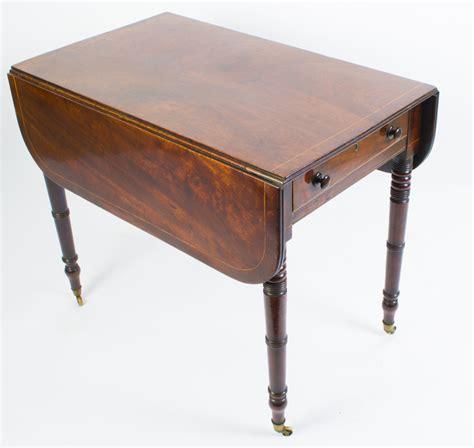 Pembroke Table antique regency george iii pembroke table c 1800