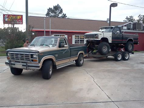 1986 ford f250 82hotrod 1986 ford f250 regular cab specs photos