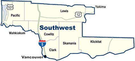 wsdot southwest region construction update & travel advisory