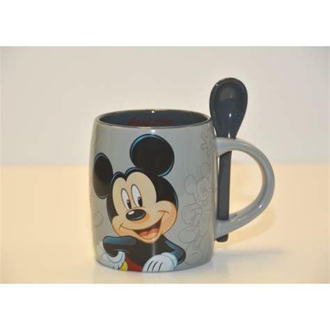 Mug Mickey Mouse mickey mouse mug and spoon