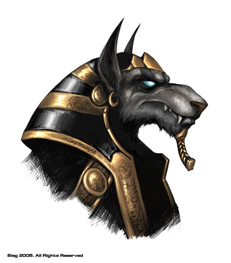 anubis by snugglestab on deviantart