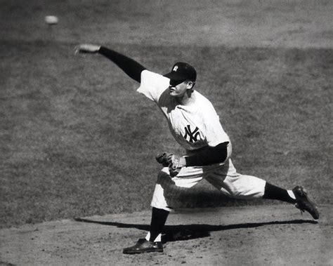 don larsen pitches  perfect game  world series history   game   dodgers ny