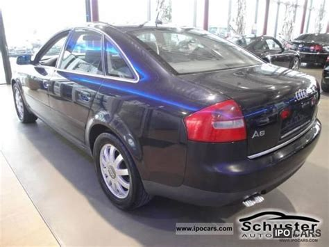 automobile air conditioning repair 2002 audi a6 electronic valve timing 2002 audi a6 tdi 2 5 automatic air conditioning shz alu car photo and specs