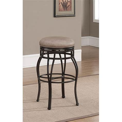 counter height backless bar stools backless swivel counter height stools bellacor