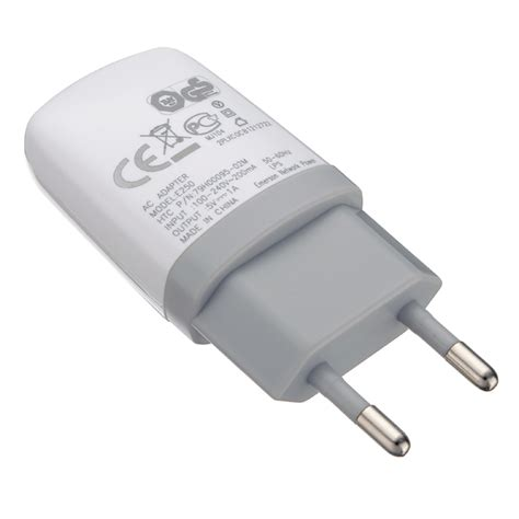 Charger Bb Samsung oem eu home wall ac charger adapter for htc blackberry samsung white alex nld