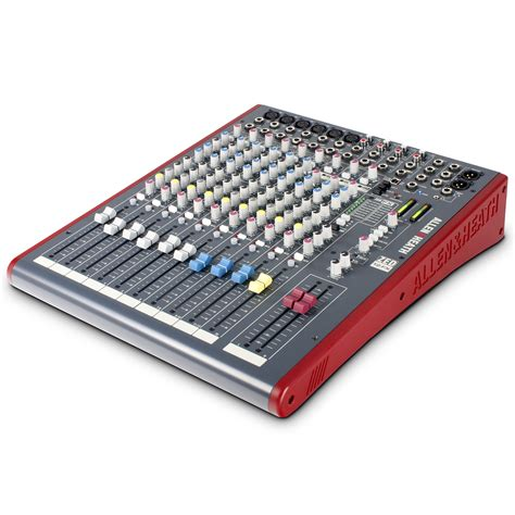 Mixer Allen Heath Second allen heath zed 12fx 171 mixer