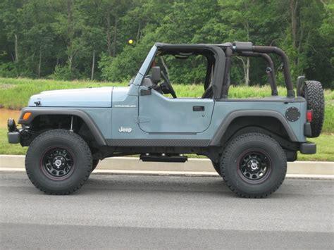 Jeep Rubicon 1998 Vinnyb3382 1998 Jeep Wrangler Specs Photos Modification