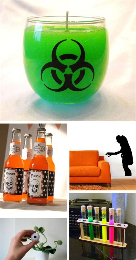 Mad Decor by Throw A Mad Scientist Etsy
