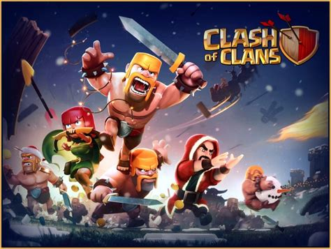 Clash of clans for pc download for windows 7 8 8 1