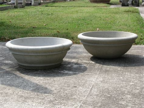 patio bowl modern patio outdoor