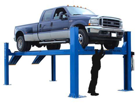 Garage Equipment Canada by Atlas 174 14kof Ext Garage Pro Open Front 4 Post Alignment