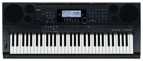 Keyboard Casio 3 Jutaan casio ctk 6000 portable electronic keyboard 61 key zzounds
