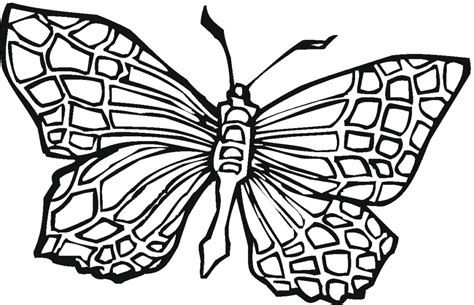 Butterfly Coloring Pages Pinterest | coloring pages free printable butterfly coloring pages