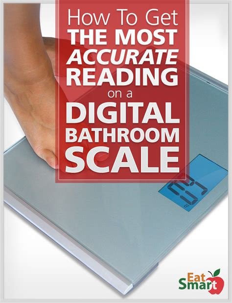 how to read a digital bathroom scale how to get the most accurate reading on a digital bathroom