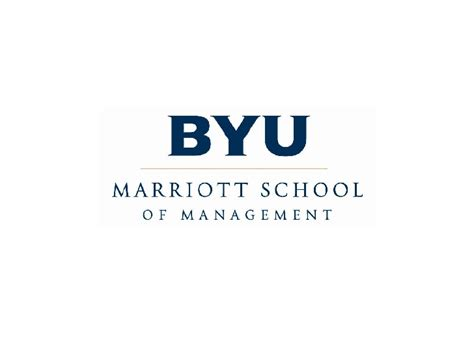 Marriott School Of Management Mba by Free Quality C Charts