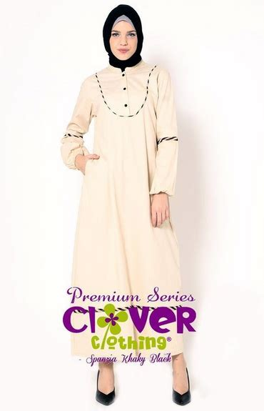desain gamis sehari hari contoh desain busana muslim remaja sehari hari terpopuler