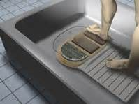 ultimate foot scrubber spa