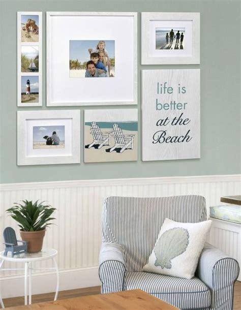 coastal decor 25 unique picture frames ideas on diy