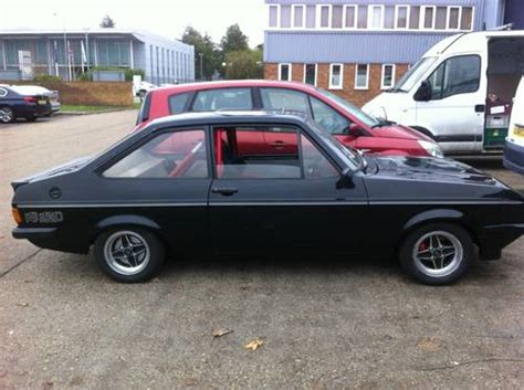 how to fix cars 1985 ford escort spare parts catalogs 1978 mk2 escort rs2000 black modified to race sold car and classic