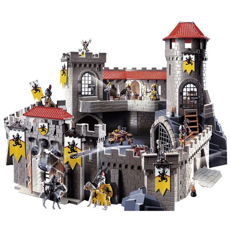 Playmobil Hawk Knights Castle Set playmobil hawk castle 6001 from the playmobil