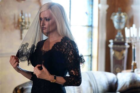 The Real Donatella by American Crime Story The Assassination Of Gianni Versace