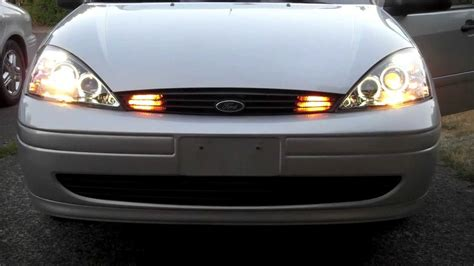 2007 ford focus light bulb 2003 ford focus se with led lighting
