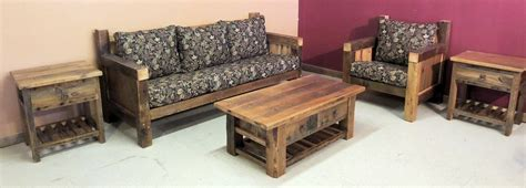 Wooden Sofa Living Room by Reclaimed Wood Living Room Sofa Jpg Wood Living Room