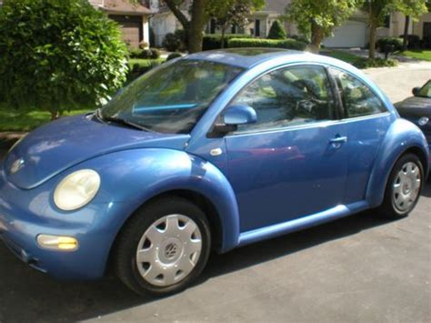 accident recorder 1999 volkswagen new beetle auto manual find used 1999 vw beetle dk blue 2 0l 5 speed manual 149k miles great condition in mount