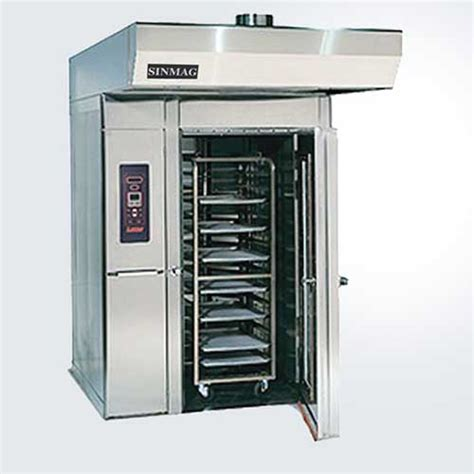 Oven Sinmag rack oven roll in rotating rack oven from sinmag in india