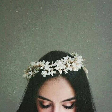 Hair Crown Covers | background book cover flower crown hair hairstyle