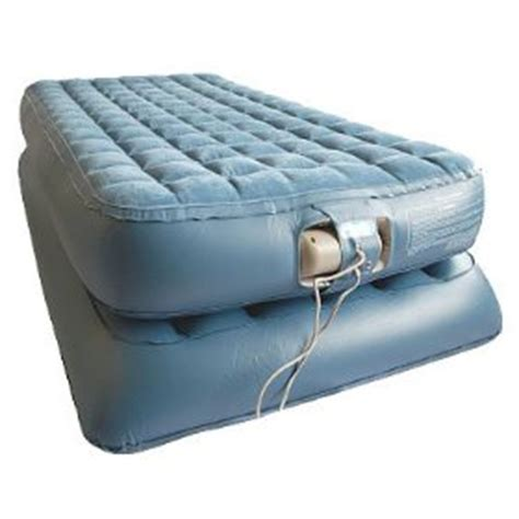 aero air bed aerobed classic raised pillowtop full aero air bed mattress