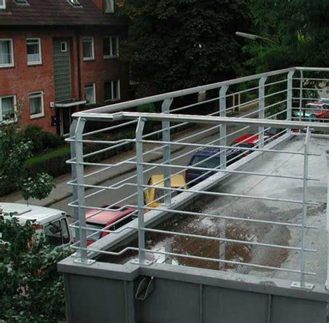 balkongeländer stahl preise balkongel 228 nder stahl feuerverzinkt preis per lfm
