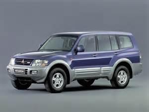 Mitsubishi Pajero 1997 Mitsubishi Pajero 1997 2006 Mitsubishi Pajero 1997 2006