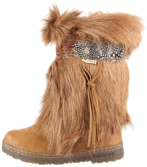 fur boots for fashion trends winter fur boots for