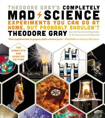 black science premiere hardcover volume 2 transcendentalism books theodore gray s completely mad science experiments you